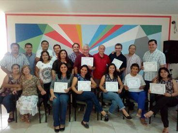 Taller Resolucion de Conflictos - Noviembre 2016 (Santa Cruz)
