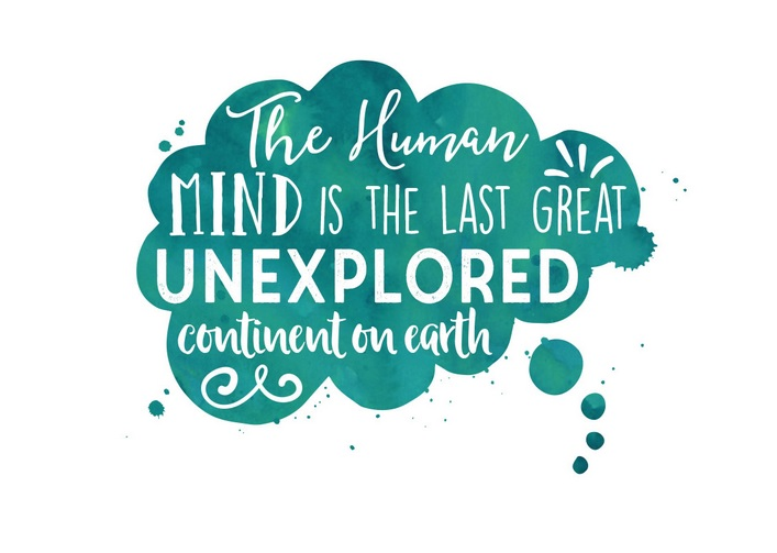 The human mind - unexplored